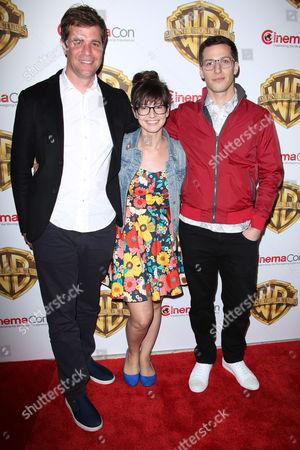 Editorial photo of Warner Bros. 'The Big Picture' presentation at CinemaCon, Las Vegas, America - 12 Apr 2016