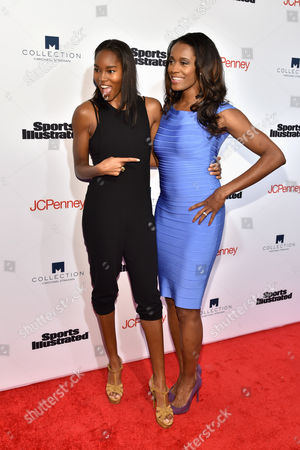 Editorial picture of Sports Illustrated Fashionable 50 NYC Event, New York, America - 12 Apr 2016