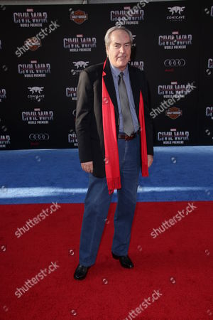 Stock Image of Powers Boothe