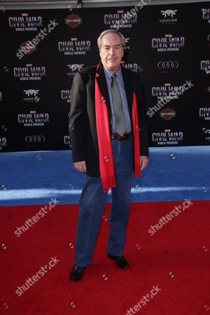 Stock Picture of Powers Boothe