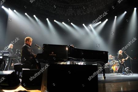 Sir Elton John, Davey Johnstone
