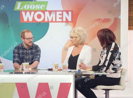 Editorial image of 'Loose Women' TV show, London, Britain - 13 Apr 2016