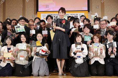 Stock Photo of Natsu Miyashita