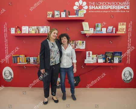 Tracy Chevalier and Jeanette Winterson