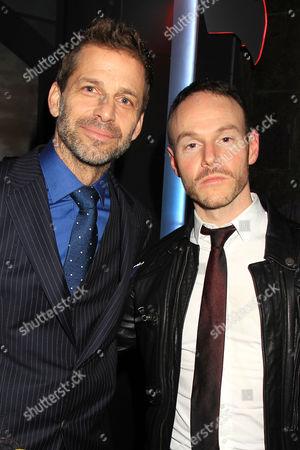 Zack Snyder and Chris Terrio