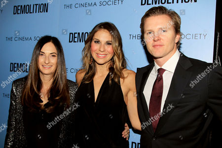 Carla Hacken, Molly Smith and Trent Luckinbill (Producers; Demolition)