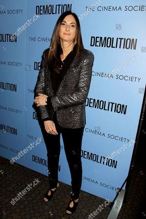 Carla Hacken (Producer; Demolition)