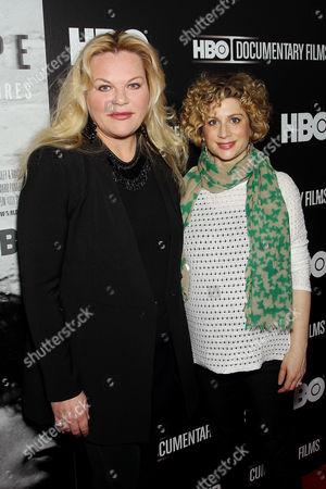 Katharina Otto-Bernstein, Sara Bernstein (SVP HBO Documentary Films)