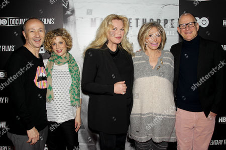 Fenton Bailey (Director), Sara Bernstein (SVP HBO Documentary Films), Katharina Otto-Bernstein (Producer), Sheila Nevins (Pres. HBO Documentary Films), Randy Barbato (Director)
