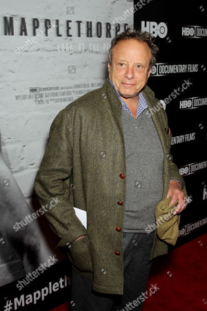 Editorial picture of 'Mapplethorpe: Look At The Pictures' film screening, New York, America - 22 Mar 2016