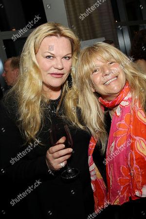 Stock Photo of Katharina Otto-Bernstein (Producer), Robin Byrd