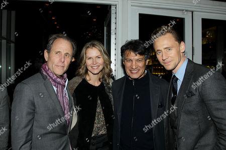 Marc Abraham (Director), Frederic Fekkai, Guest, Tom Hiddleston