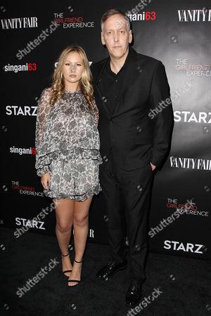 Lodge Kerrigan (Writer, Director) and daughter