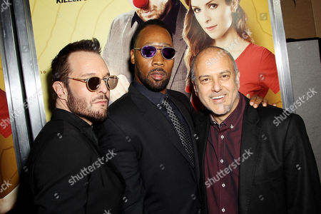 Michael Eklund, RZA with guest (Producer)