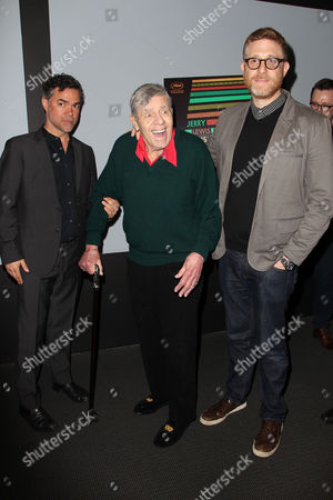 Lawrence Inglee (Producer; Max Rose), Jerry Lewis and Daniel Noah (Director; Max Rose)