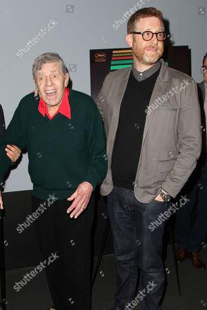 Jerry Lewis and Daniel Noah (Director; Max Rose)