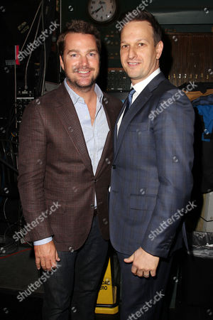 Chris O Donnell and Josh Charles