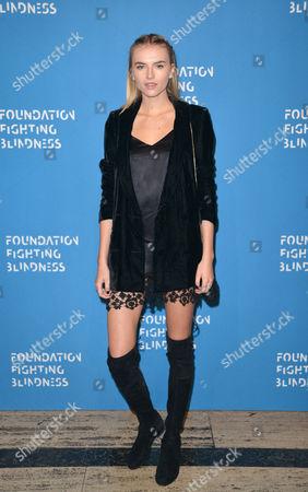 Editorial photo of Foundation Fighting Blindness World Gala, New York, America - 12 Apr 2016