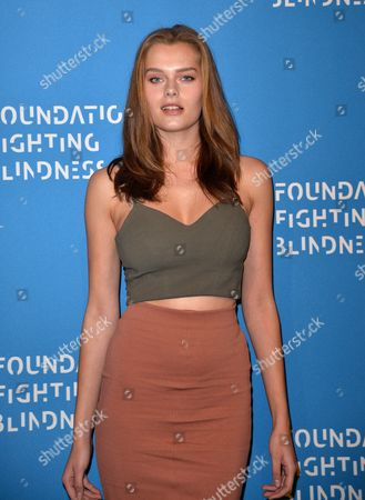 Editorial picture of Foundation Fighting Blindness World Gala, New York, America - 12 Apr 2016