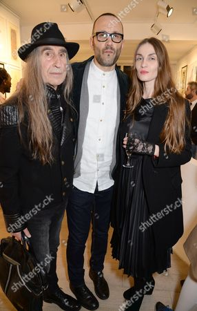 Editorial photo of 'State of Minds' Exhibition, London, Britain - 13 Apr 2016