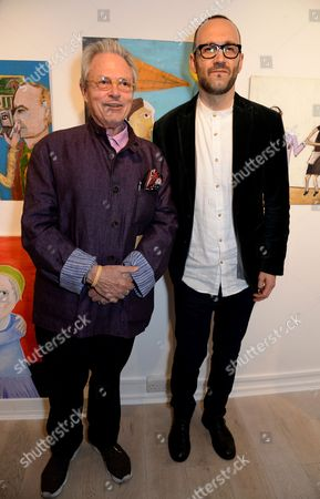 Editorial picture of 'State of Minds' Exhibition, London, Britain - 13 Apr 2016