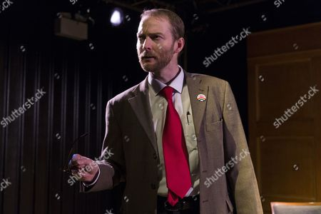Editorial picture of 'Corbyn the Musical: The Motorcycle Diaries' press night, Waterloo East Theatre, London, Britain - 13 Apr 2016