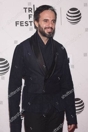 Editorial picture of 'The First Monday in May' premiere, Opening Night, Tribeca Film Festival, New York, America - 13 Apr 2016