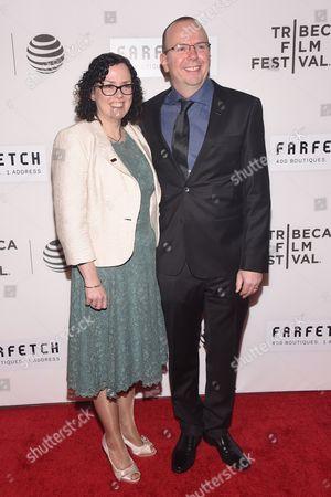 Karen Needham and Col Needham