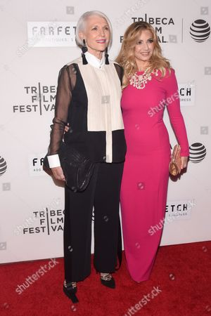 Editorial image of 'The First Monday in May' premiere, Opening Night, Tribeca Film Festival, New York, America - 13 Apr 2016