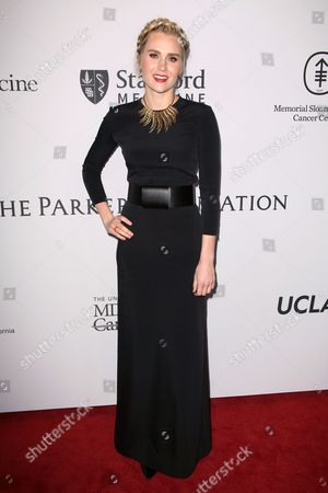Editorial picture of The Parker Foundation Medical Research Gala, Los Angeles, America - 13 Apr 2016