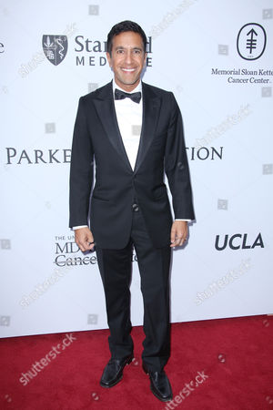 Editorial photo of The Parker Foundation Medical Research Gala, Los Angeles, America - 13 Apr 2016