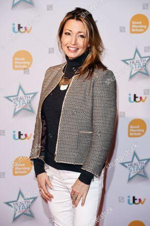 Editorial photo of Good Morning Britain Health Star Awards, London, Britain - 14 Apr 2016