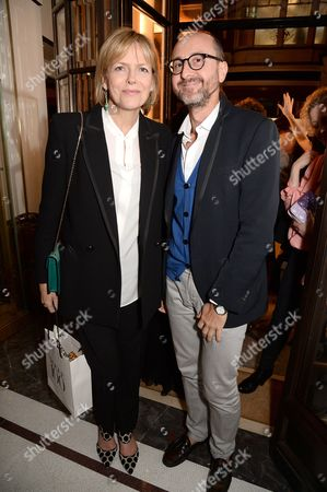 Carol Woolton and Gianluca Longo