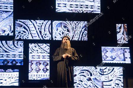Nabil Elouahabi as Bagdhadi