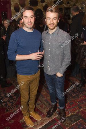 Stock Photo of James Graham and Steven Webb