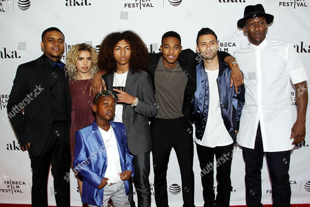 Editorial image of 'Kicks' film premiere, Tribeca Film Festival, New York, America - 14 Apr 2016