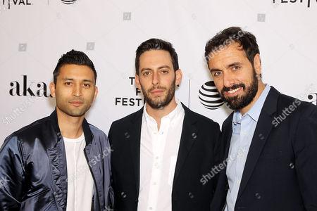 Editorial picture of 'Kicks' film premiere, Tribeca Film Festival, New York, America - 14 Apr 2016
