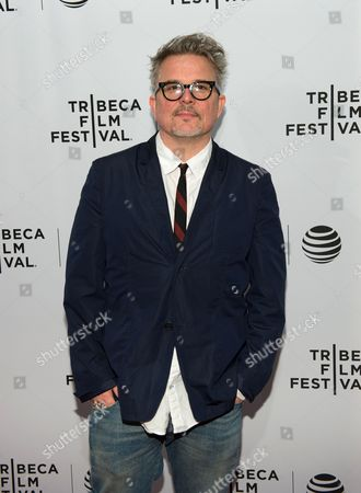 Editorial picture of 'Nerdland' premiere, Tribeca Film Festival, New York, America - 14 Apr 2016