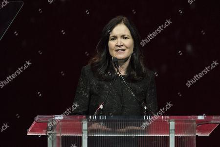 Editorial picture of Big Screen Achievement Awards show, CinemaCon, Las Vegas, America - 14 Apr 2016
