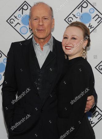 Bruce Willis, Allyson Crawford