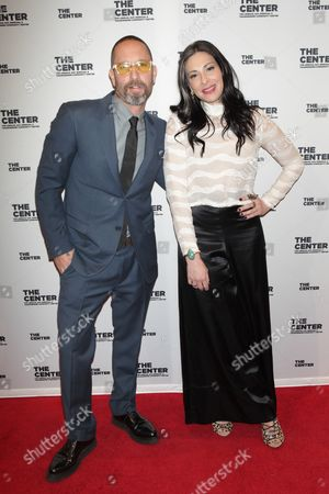 Stacy London with guest