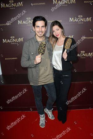 Editorial picture of Magnum Paris store launch, France - 14 Apr 2016