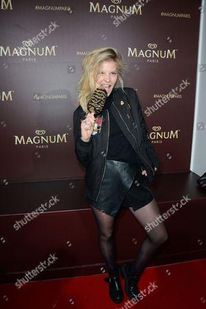 Stock Photo of Mylene Manin