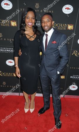 Stock Image of Rene Byrd and Tez-Lee