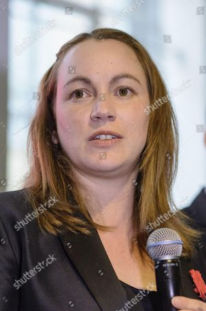 Axelle Lemaire, Minister of State for the Digital Sector