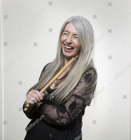 Solo Percussionist Dame Evelyn Glennie