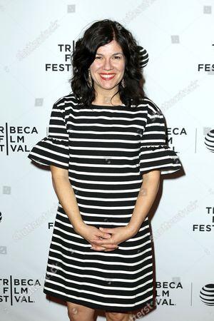 Editorial photo of 'Little Boxes' film premiere, Tribeca Film Festival, New York, America - 15 Apr 2016