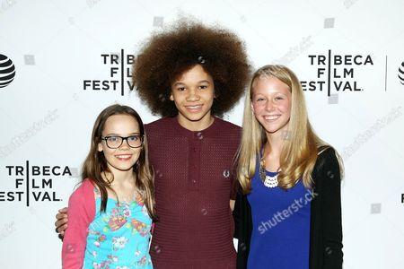 Editorial picture of 'Little Boxes' film premiere, Tribeca Film Festival, New York, America - 15 Apr 2016