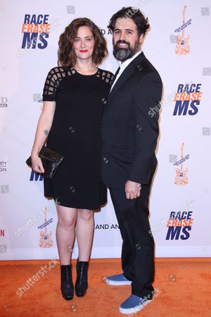 Editorial photo of Race to Erase MS Gala, Arrivals, Los Angeles, America - 15 Apr 2016