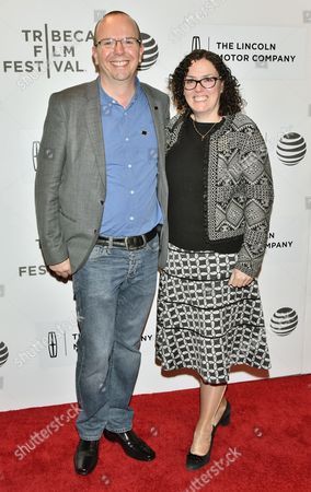 Col Needham and Karen Needham